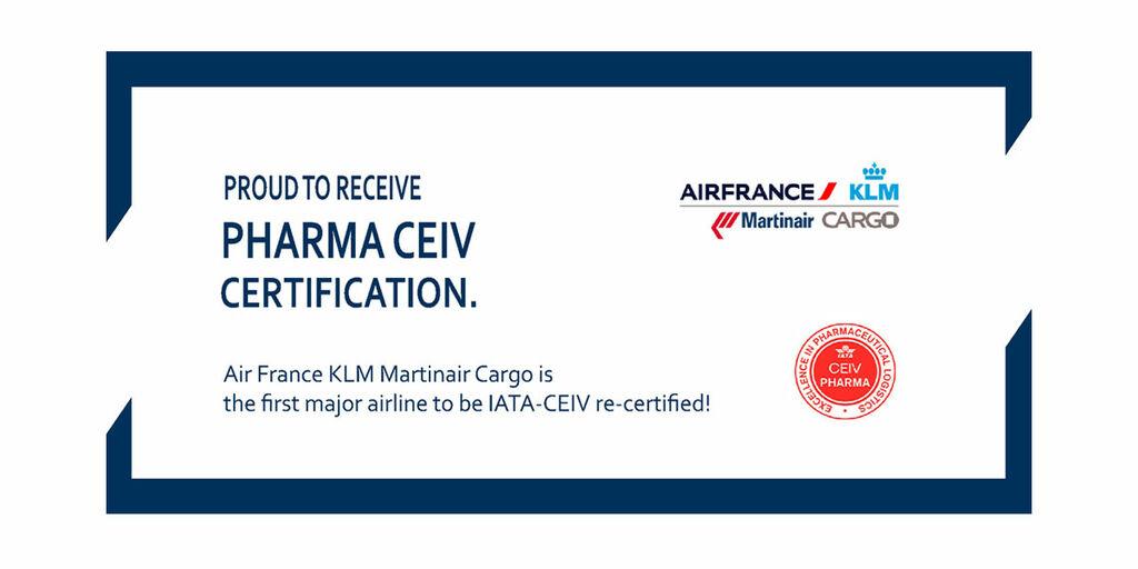 Certification CEIV Pharma ...