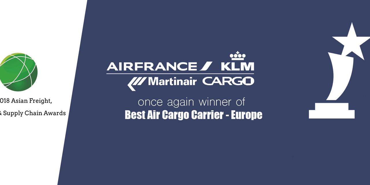 AIR FRANCE KLM MARTINAIR Cargo - Newsoverview