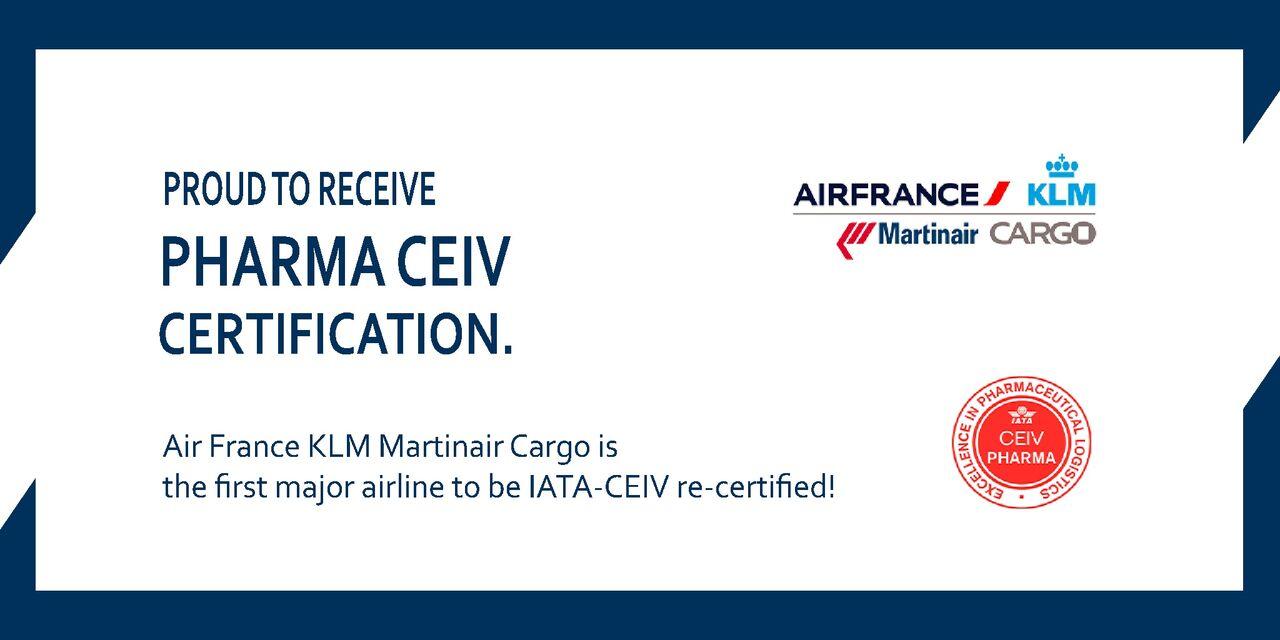 Pharma CEIV certification ...