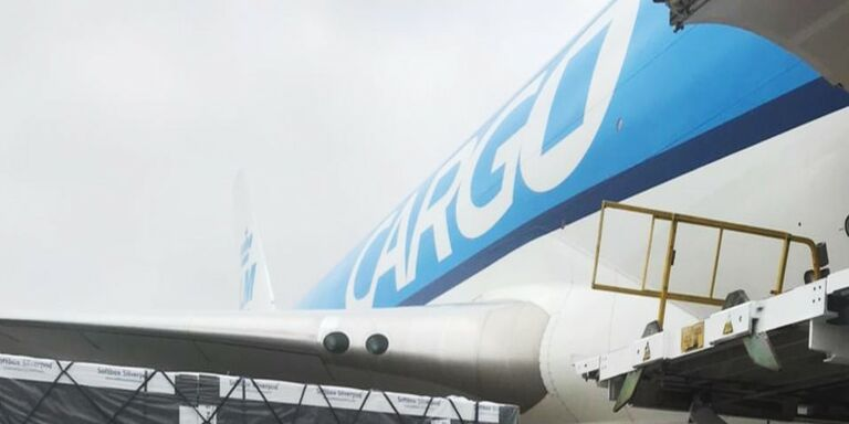 KLM/Martinair full freighter brings essential medicines to C ...